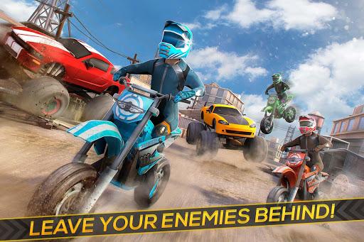 Free Motor Bike Racing - Fast Offroad Driving Game u0635u0648u0631 1