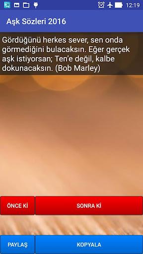 玩免費程式庫與試用程式APP|下載Aşk Sözleri 2016 app不用錢|硬是要APP