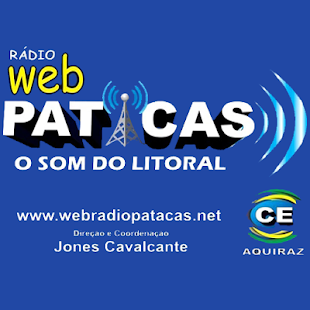 Web Rádio Patacas- screenshot thumbnail