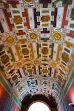 Photo: Just inside Villa d'Este in Tivoli, Lazio, Italy, near the ticket counter.