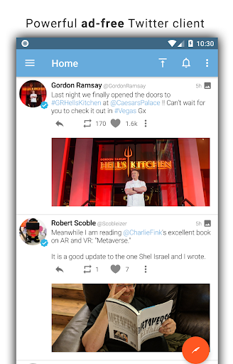 Tweetings for Twitter 13.0.0 screenshots 1