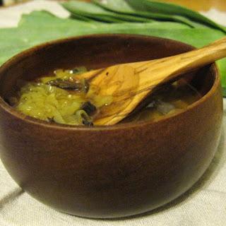 Leek Soup.