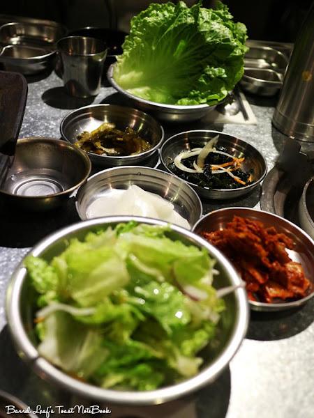 51 BBQ 韓國烤肉 永和老宅改建工業風燒肉 聚餐
