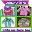 Crochet Baby Sweater Ideas icon