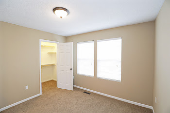 Go to Two Bedroom with Garage Floorplan page.