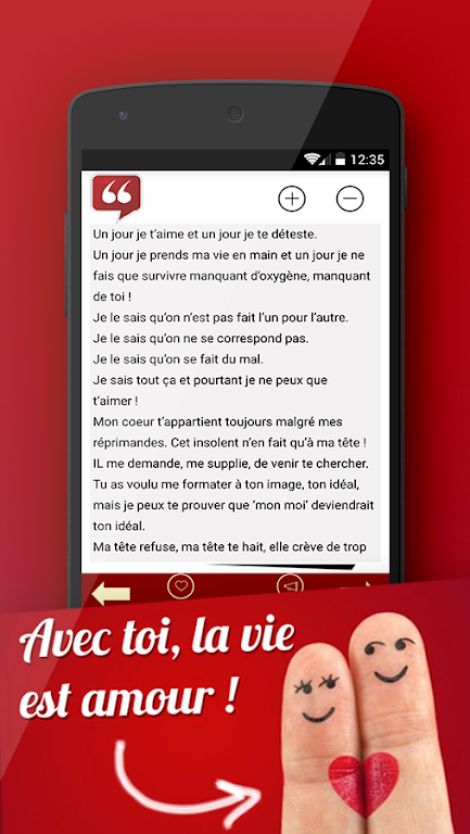 Download Sms Damour Apk Latest Version 150 For Android Devices