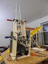 Photo: hair dryer plunger mechanism