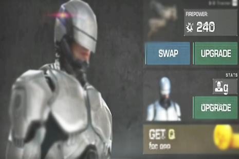 New Robocop Trick - náhled