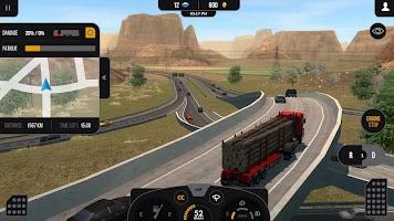 download data obb truck simulator pro 2