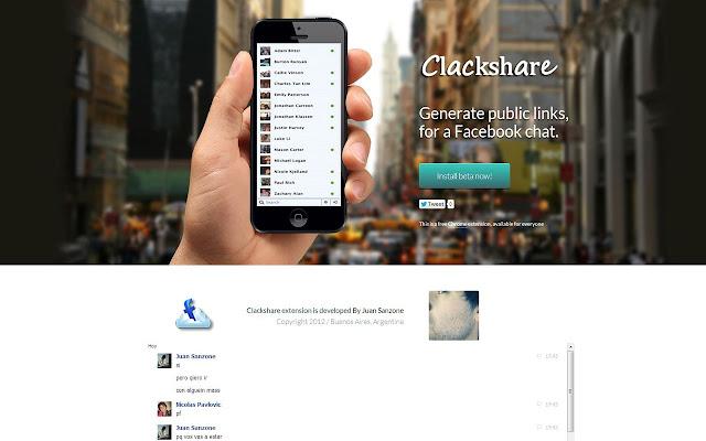 Clackshare