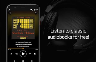 screenshot of Free Audiobooks