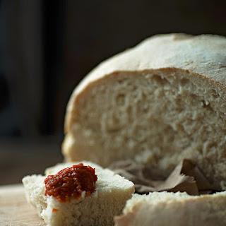 Rustic Homemade Bread.
