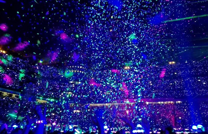 Coldplay concert di cristina_cetra