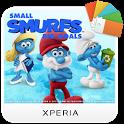 XPERIA™Team Smurfs™ Theme icon