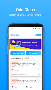 Oda Class: Best LIVE Learning App for Class 6-10 App Download For Android 2