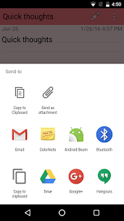 ColorNote Notepad Notes screenshot 06