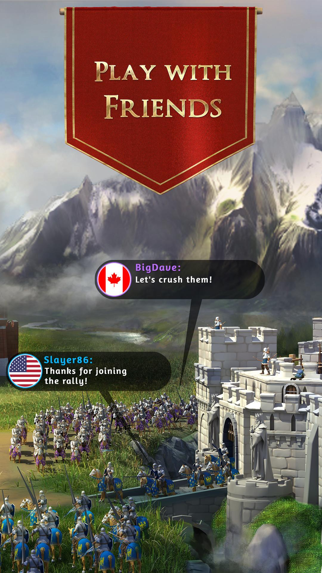 March of Empires screenshot #2