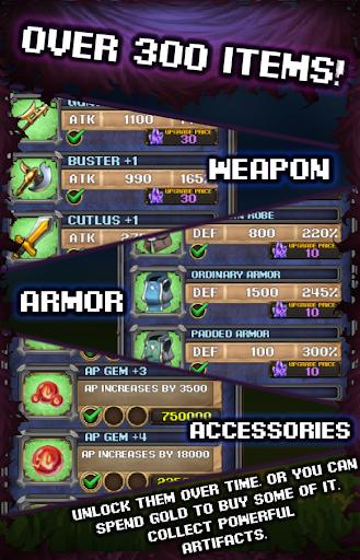 Code Triche Zawia RPG APK MOD screenshots 5