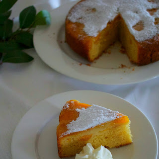 Lemon Peach Cake Recipes