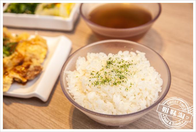 正忠排骨泰式椒麻雞飯