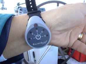 Photo: Ya deniz tutarsa? For seasickness!