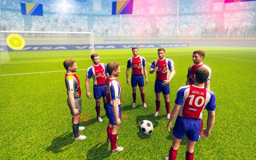 Football 2020 New Game 2020- Free Games apkpoly screenshots 4
