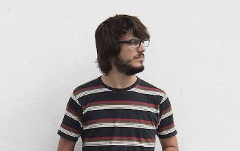 Photo: Bruno Carnide estudou no Curso de Som e Imagem da ESAD.CR