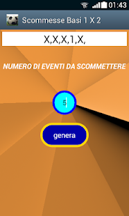 Scommesse Calcistiche   gold- miniatura screenshot