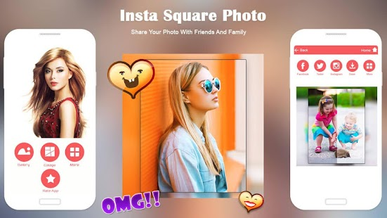 Insta Square Photo screenshot