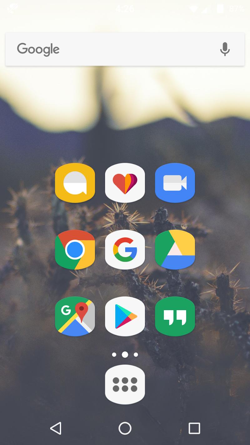 Cylinder UI - Pixel Icon Pack Screenshot 0