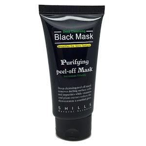 Set 2 x Masca neagra Purifying Peel-off Mask, 50 ml