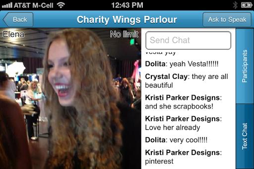 Charity Wings