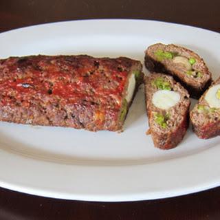Stuffed Meatloaf.
