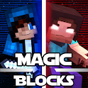 Magic Blocks - AddOns, Skins and Maps for MCPE icon