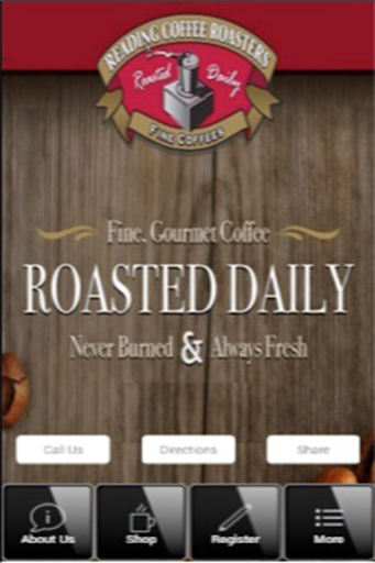 Reading Coffee Roasters