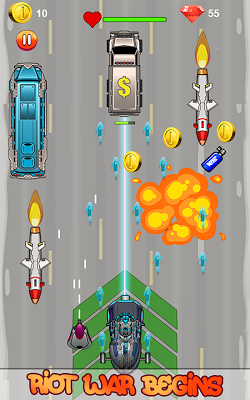 Road Destruction - screenshot