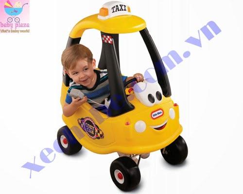 Xe chòi chân Taxi cho bé 1