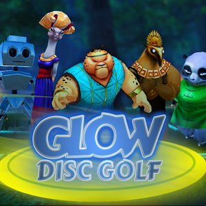 Glow Disc Golf for PC and MAC