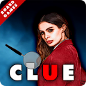 Clue Detective: mystery murder criminal board game icon