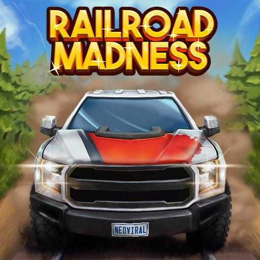 Railroad Madness Extreme Offroad Racing Game