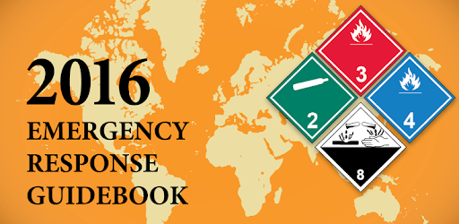 Image result for emergency response guidebook