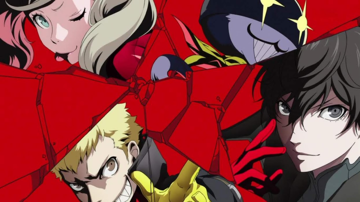Download Persona 5 the Animation Episode 3 Subtitle Indonesia
