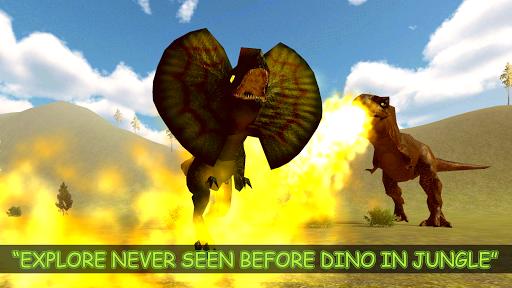 Real Dinosaur Simulator Games u2013 Dino Attack 3D 1.4 screenshots 4