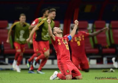"""Hazard: """"L'objectif, ce n'est pas d'arriver en demi-finale"""""""
