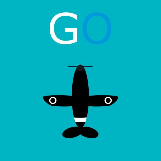 Go Plane! - Missiles Attack (game)