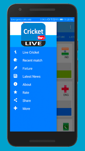 Live Cricket HD 3.1 screenshots 1