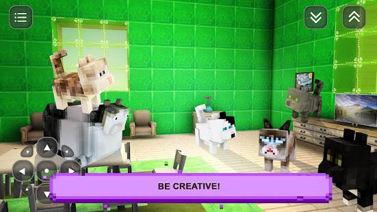 Cat Pet Shop: Girl Craft Story- screenshot thumbnail