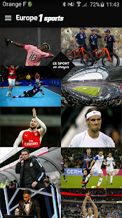 Europe1 Sports- screenshot thumbnail