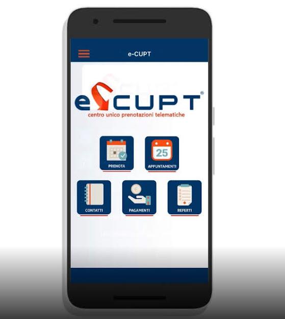 App e-CUPT