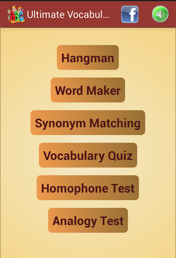 Ultimate Vocabulary Games